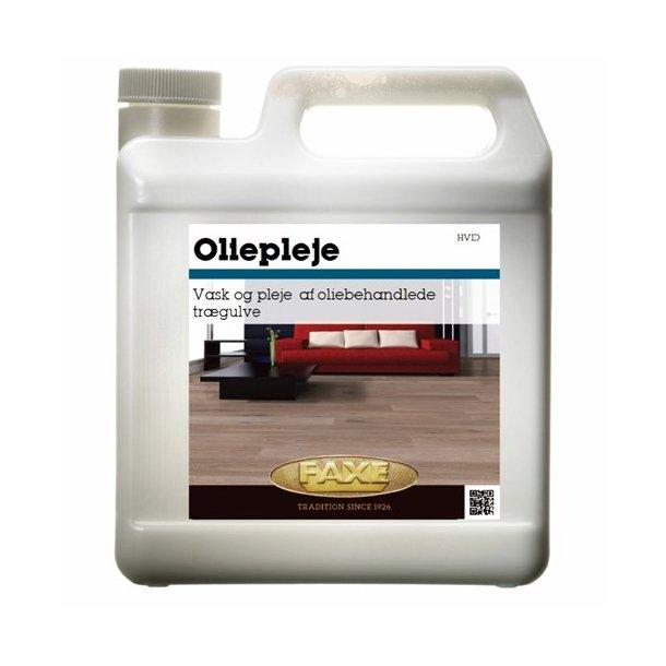 Faxe Oliepleje hvid 1. ltr.