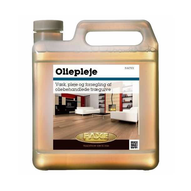 Faxe Oliepleje Natur 1. ltr.