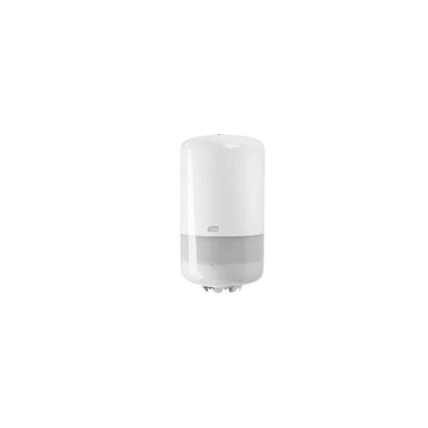 Dispenser håndklæderulle Tork M1 mini hvid Plast