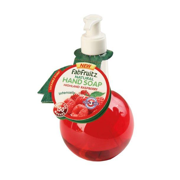 FabFruitz Hand Soap Higland Raspberry 300 ml
