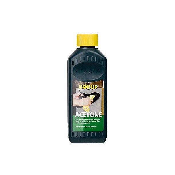 Acetone Kemisk Ren 500 ml.